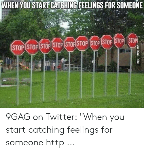 25 Best Memes About Catching Feelings Meme Catching