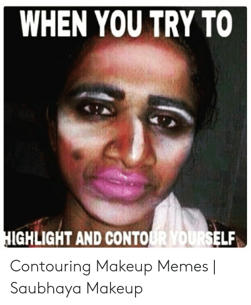 🐣 25+ Best Memes About Before and After Contour Meme