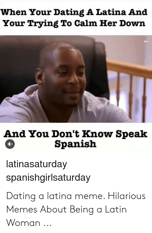 Latina woman meme