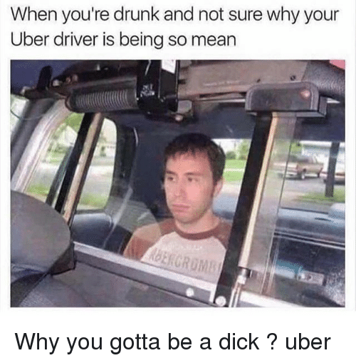 Be A Dick