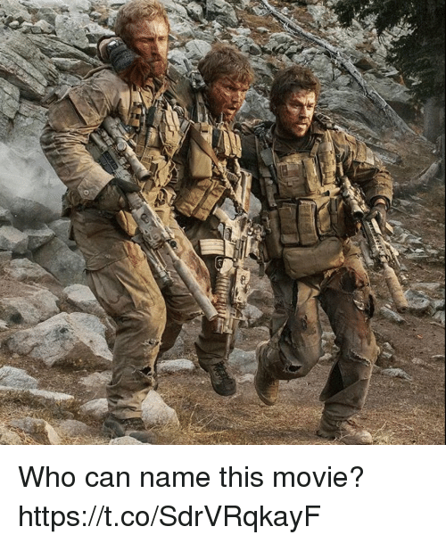 Memes, Movie, and 🤖: Who can name this movie? https://t.co/SdrVRqkayF