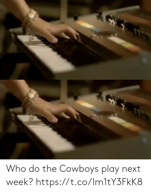 Dallas Cowboys: Who do the Cowboys play next week? https://t.co/lm1tY3FkK8