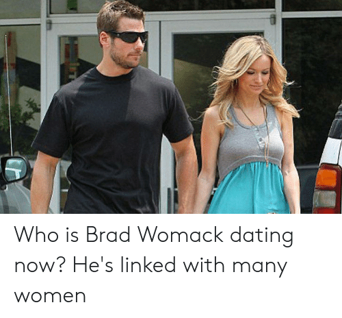 is Ashlee Frazier dating Brad Womack