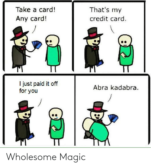 Wholesome: Wholesome Magic