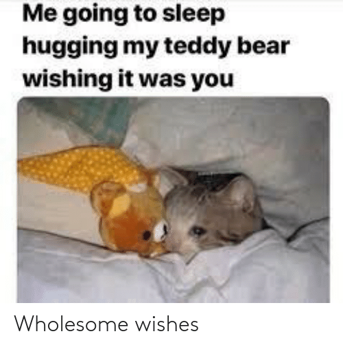 Wishes: Wholesome wishes