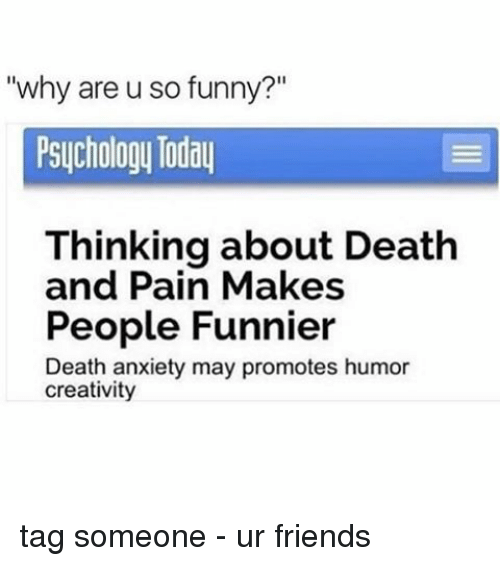 Funny Psychology