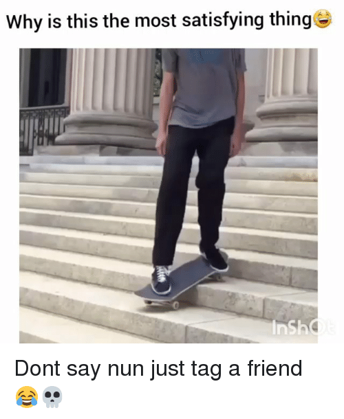 Funny, Friend, and Why: Why is this the most satisfying thinge  InSh Dont say nun just tag a friend 😂💀