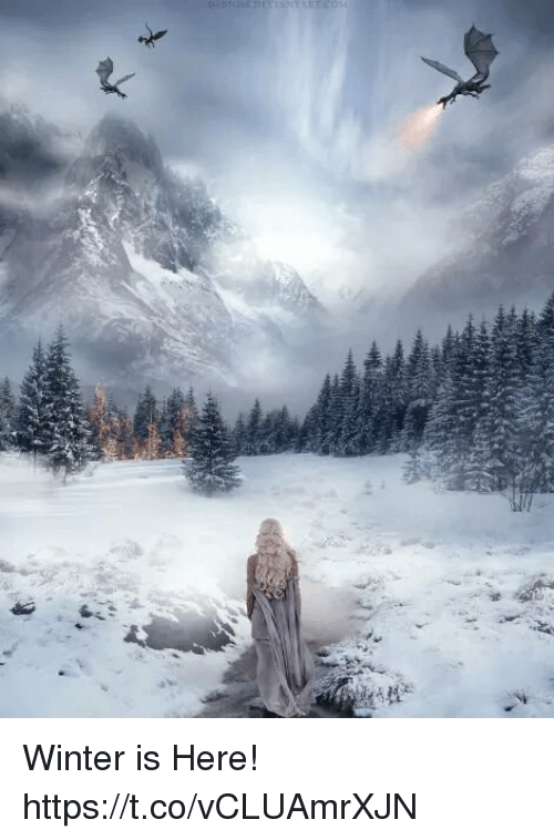 winter is here: Winter is Here! https://t.co/vCLUAmrXJN