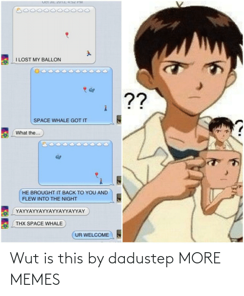Is This: Wut is this by dadustep MORE MEMES