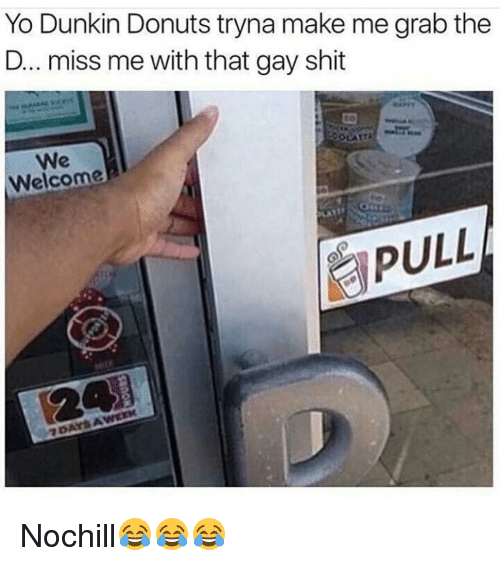 Miss Me With That Gay Shit