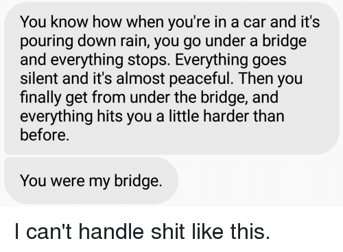 my bridges