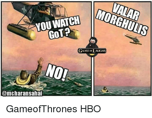 go game: YOU WATCH D  GO  GAME oE LAUGHS  NO!  @mcharansahai GameofThrones HBO