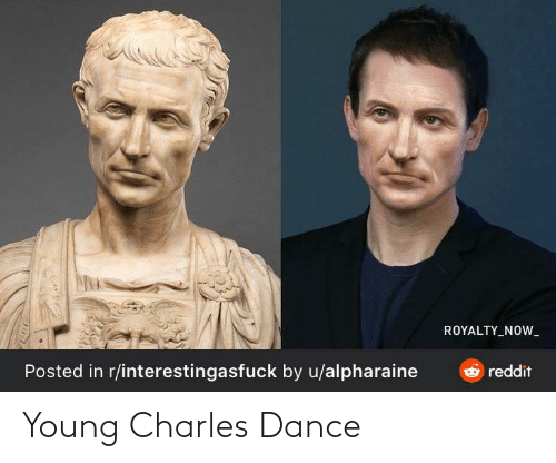 Young: Young Charles Dance