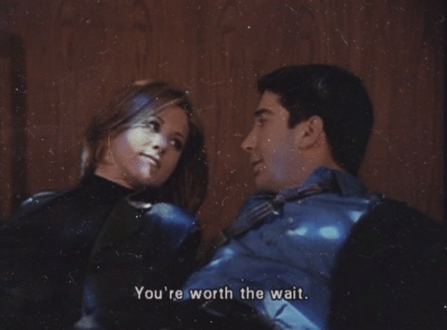 Youre, Wait, and  Worth: You're worth the wait.