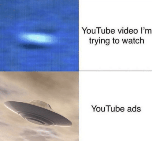 Youtube Video: YouTube video l'm  trying to watch  YouTube ads