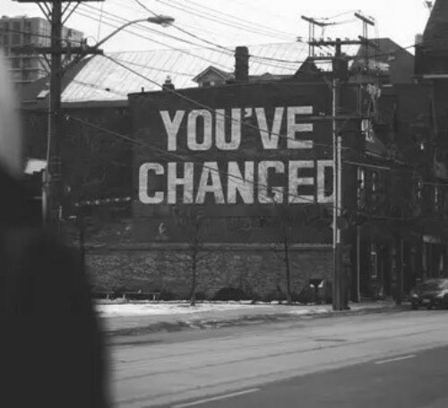 Change and Youve: YOU'VE  CHANGE