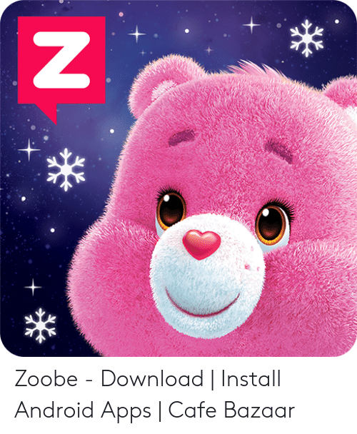 Z Zoobe - Download | Install Android Apps | Cafe Bazaar | Android
