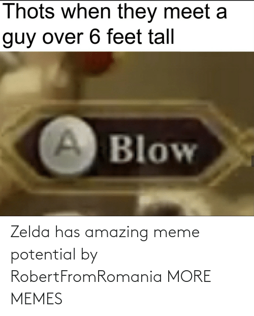 Amazing: Zelda has amazing meme potential by RobertFromRomania MORE MEMES