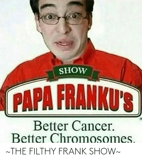 Filthy Frank: ~THE FILTHY FRANK SHOW~